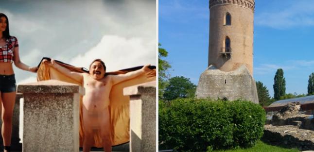 Turnul și piticul (gol)