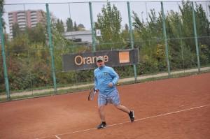 eu la tenis